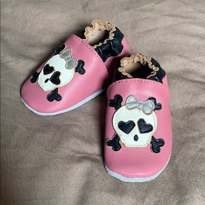 Momo Baby | Leather Baby Shoes